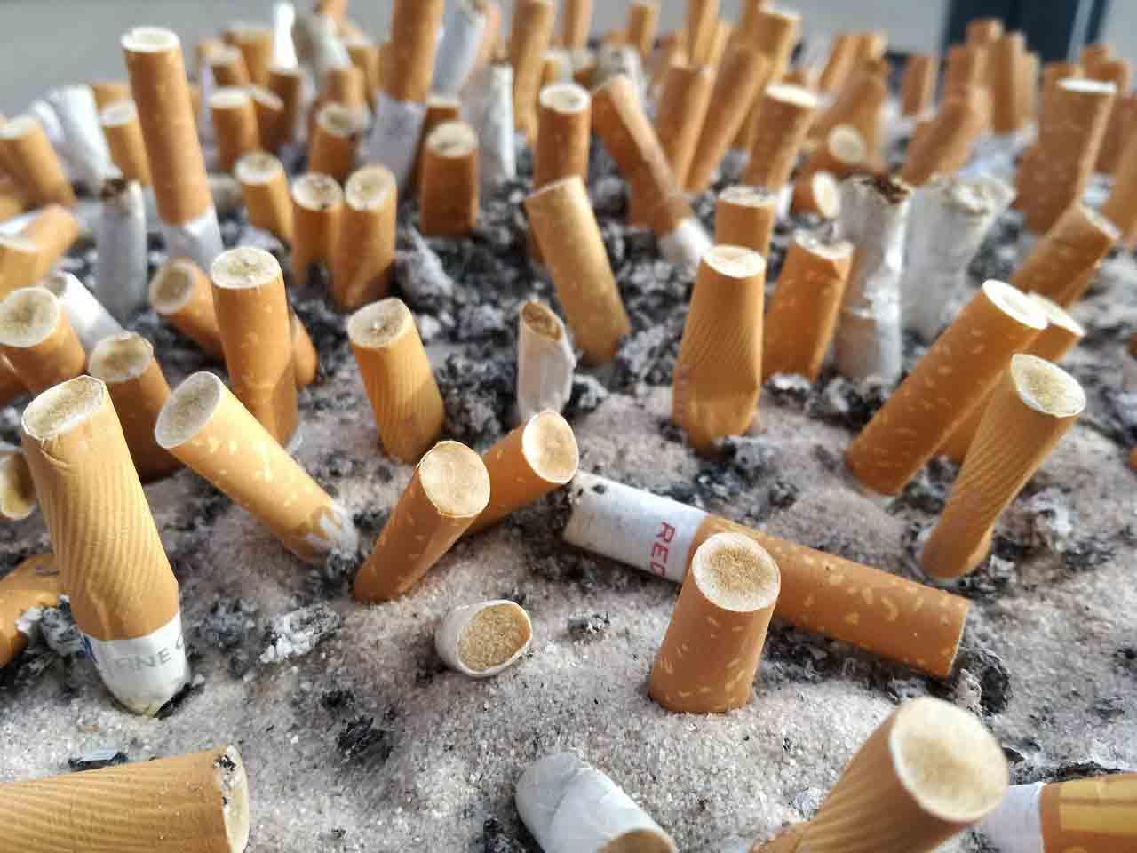 Hvilke følelser undertrykker du, når du ryger?